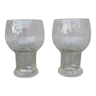 Tapio Wirkkala Goblets - a Pair For Sale