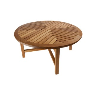 Donghia Sumatra Round Dining Table