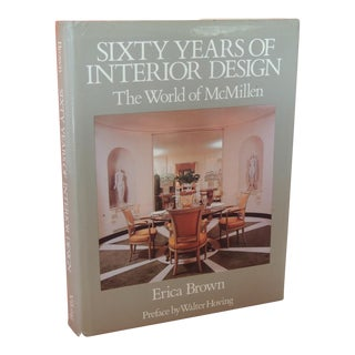 Sixty Years of Interior Design the World of McMillen For Sale