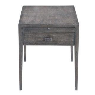 Modern Sarreid LTD Jansen Side Table For Sale