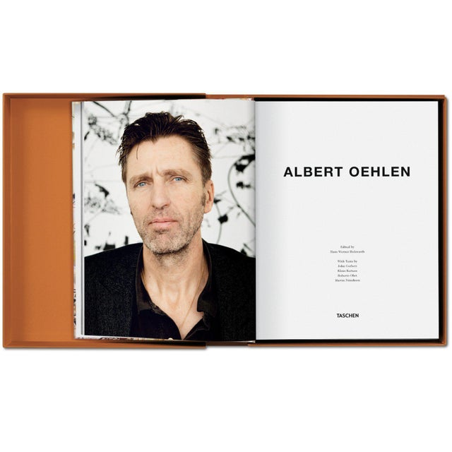 Not Yet Made - Made To Order TASCHEN Books Albert Oehlen Monograph Painting Collection Autographed by Albert Oehlen For Sale - Image 5 of 8