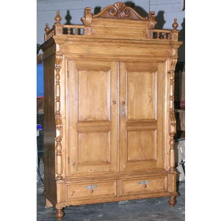 Neo-Gothic Armoire Preview