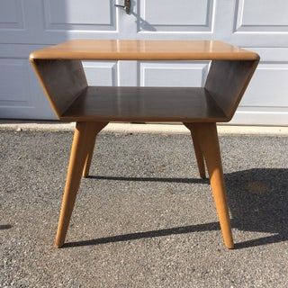 Heywood-Wakefield Atomic Side Table Preview