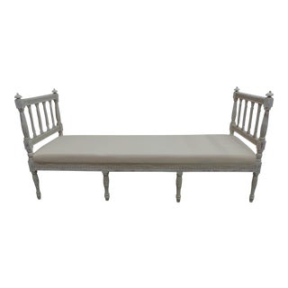 Swedish Gustavian Day Bed For Sale