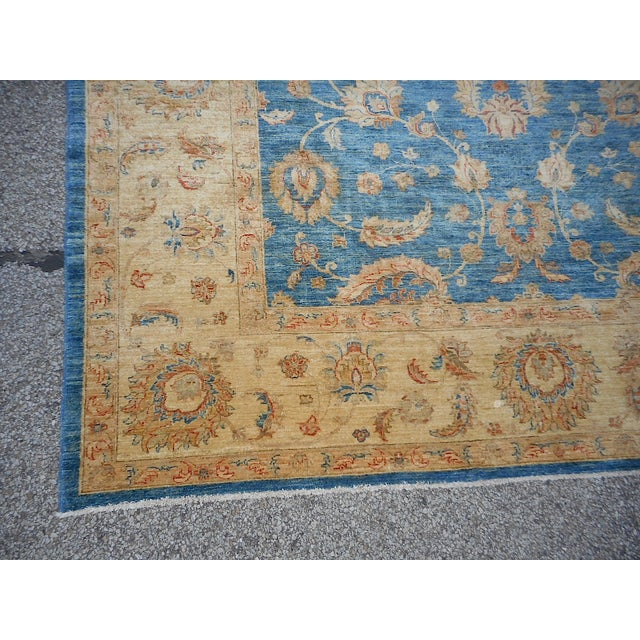 Oushak Design Hand Woven Oriental Rug - 8' X 11' - Image 10 of 11