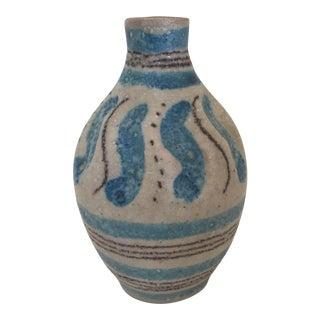 Gambone Vase Signed and Donkey Stamped
