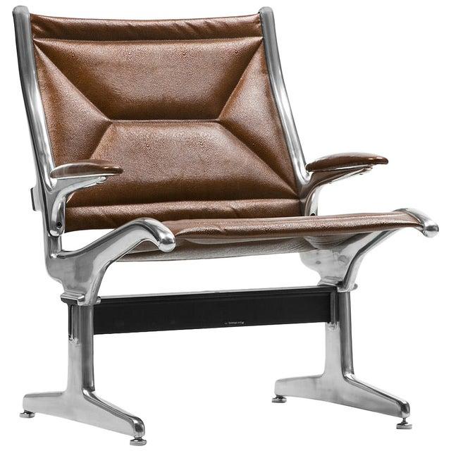 Eames for Herman Miller Tandem Sling Chair - Image 1 of 4