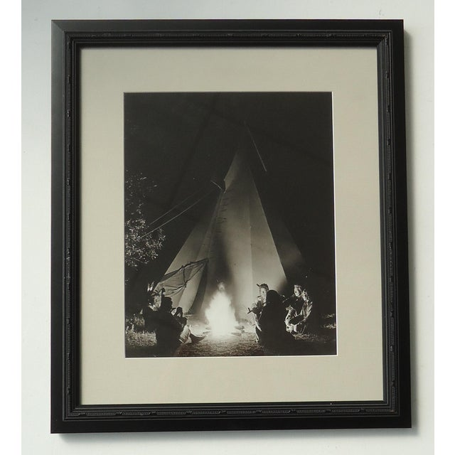 """Figurative """"Spirit Stories"""" Native American Historical Photograph For Sale - Image 3 of 3"""