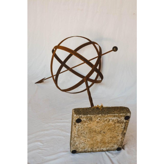 Art Deco Armillary Sphere For Sale - Image 3 of 8