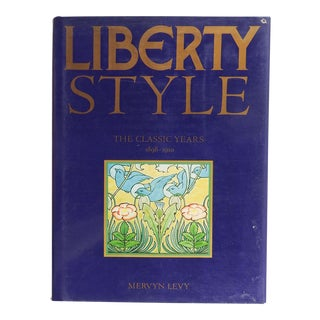 Liberty Style: The Classic Years Art Nouveau Book