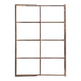 Antique Steel American Window For Sale