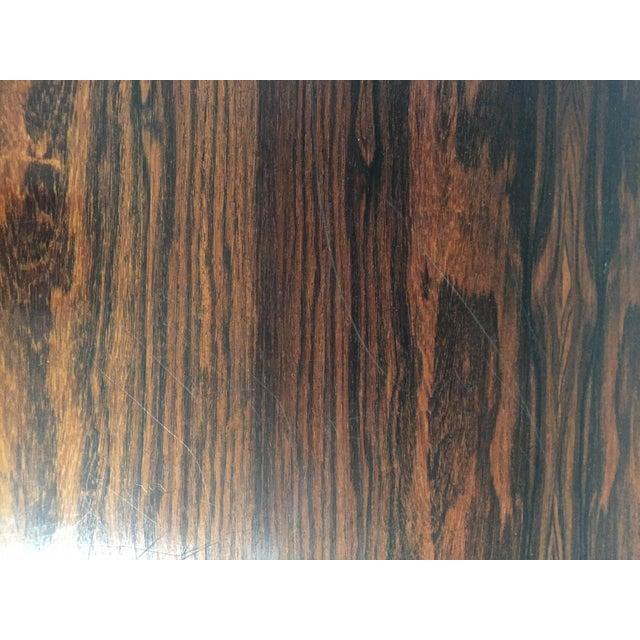 Danish Modern Rosewood 2 Door Cabinet - Image 8 of 10