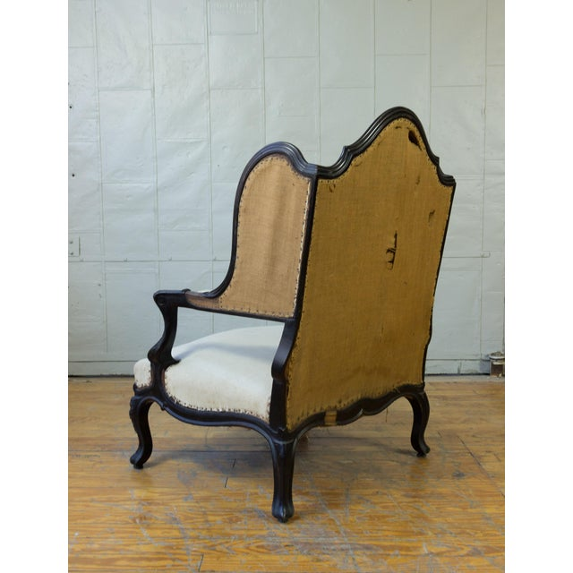 Unusual French, 19th Century Napoleon III Winged Bergere - Image 9 of 12