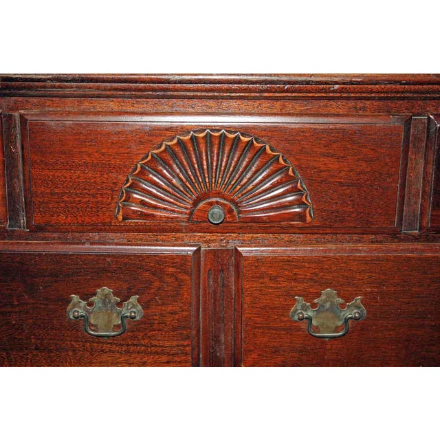 American Colonial Style Solid Mahogany Dresser - Image 3 of 4