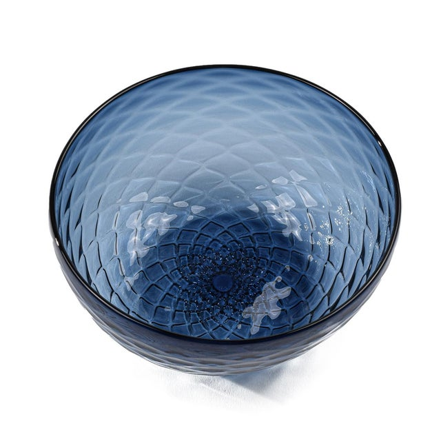 Handmade in Orangevale, CA, these retro-modern bowls bring irresistible detail to every meal. With their sharp lines,...
