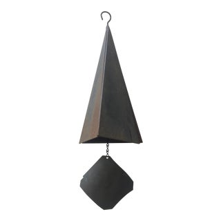 1960s California Studio Brutalist Wind Chime For Sale