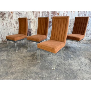 Set of 4 Upholstered Dining Chairs by Charles Hollis Jones Preview