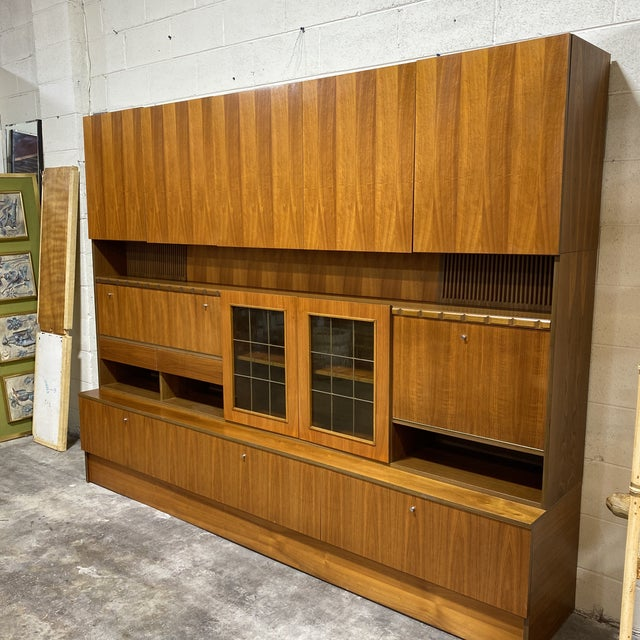 Scandinavian Modular Wall Unit For Sale - Image 10 of 13