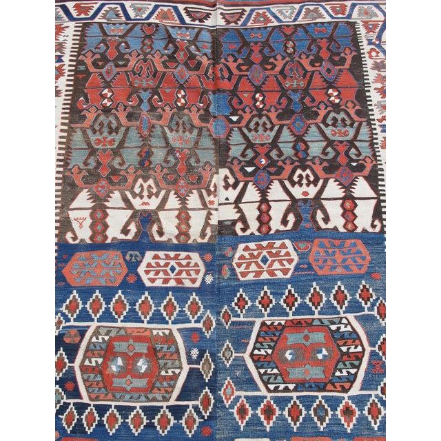 Konya Kilim Rug - Image 3 of 3