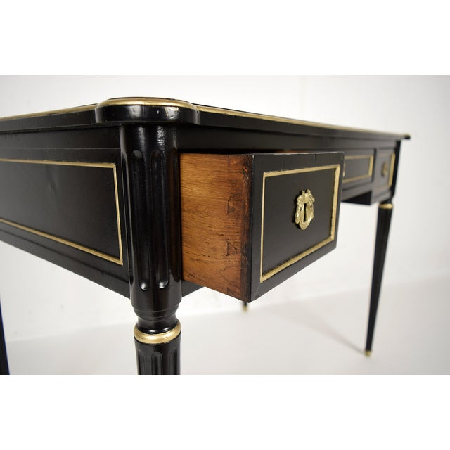 Late 19th Century French Louis XVI Writing Desk - Image 4 of 11