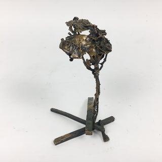 Ben Kupferman Bronze Abstract Sculpture Preview