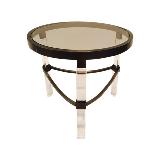 Charles Hollis Jones Occasional Table - Image 1 of 7