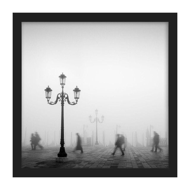 """Maggy Morrissey """"Rush Hour in Venice"""" Framed Print - Image 1 of 2"""