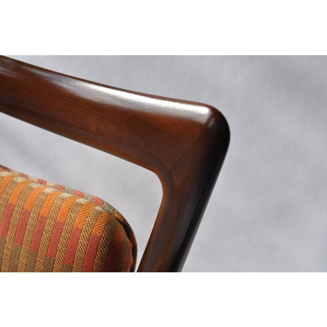 Set of Six Erno Fabry Dining Chair - Image 10 of 10