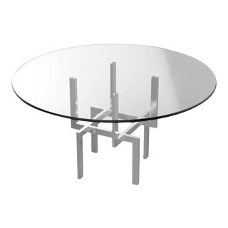 Hi Rise Dining Table 2 For Sale