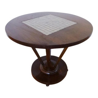 1960s Mid Century Modern Lane Side Table For Sale