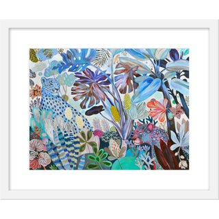 "Small ""Overgrown Forest"" Print by Martyna Zoltaszek, 20"" X 16"" For Sale"