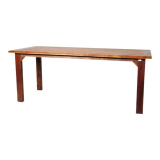 Reclaimed Teak Table For Sale