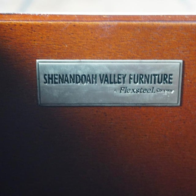 Shenandoah Valley Wine Cabinet For Sale - Image 10 of 13