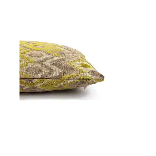 Kravet Kravet Couture Modern Contrast Quince Lumbar Accent Cover For Sale - Image 4 of 5