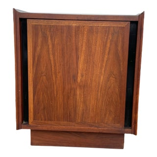 1960s Danish Modern Merton Gershun Dillingham Nightstand For Sale