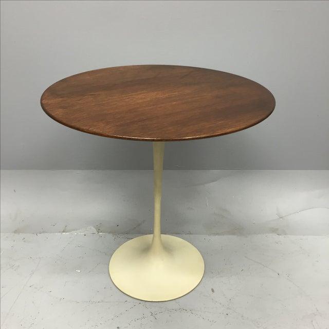 Eero Saarinen for Knoll Tulip Side Table - Image 3 of 8