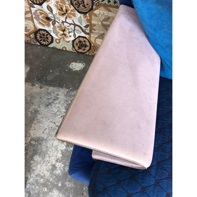 Post Modern Giorgio Saporiti Memphis Style Sofa For Sale - Image 10 of 13