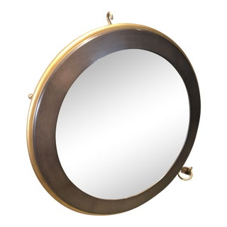 Chaddock Large Regent Round Wall Mirror For Sale