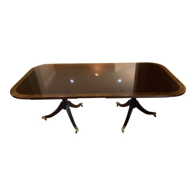 Federal Design Council Dining Table For Sale