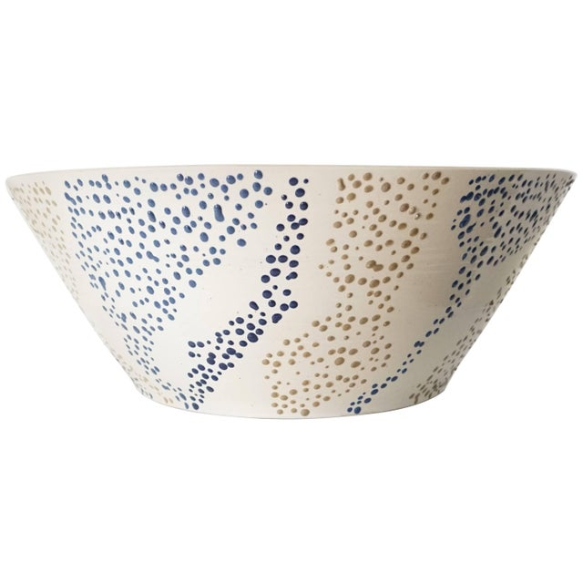 """Roy Hamilton """"Faux Marble"""" Bowl, Circa 1980 For Sale - Image 9 of 9"""