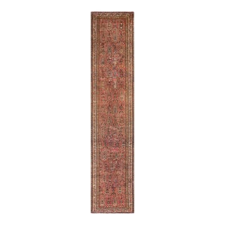 """Antique Nw Persian Rug 3'0"""" X 13'0"""" For Sale"""