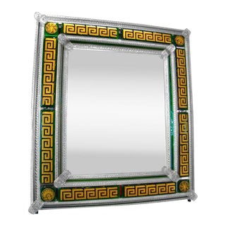 Fratelli Barbini - Gianni Versace Mirror For Sale