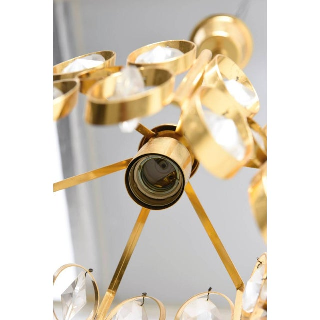 Palwa Jewel Chandelier Designed by Palwa For Sale - Image 4 of 7