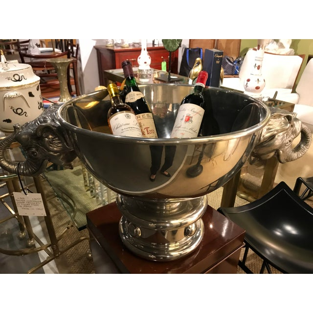 Massive Champagne/Wine Cooler by Piero Figura for Atena For Sale In New York - Image 6 of 7