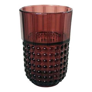 1930s Art Deco Val Saint Lambert Luxval Vase For Sale