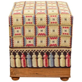 Image of Upholstery Ottomans and Footstools