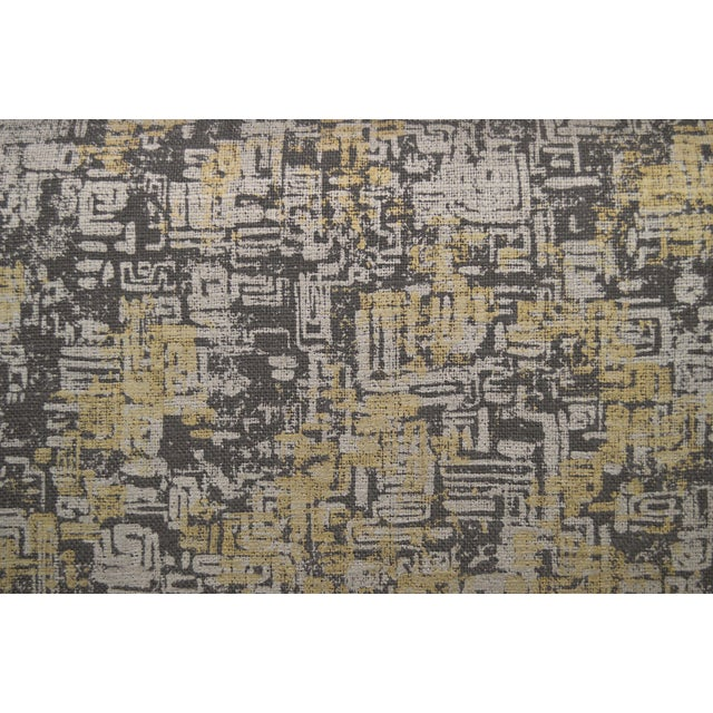 Hollywood Regency Mid Century Iron Full Size Poster Headboard For Sale - Image 9 of 13