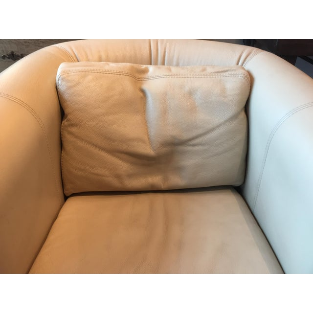 Art Deco Italian Art Deco Style Club Chair For Sale - Image 3 of 8