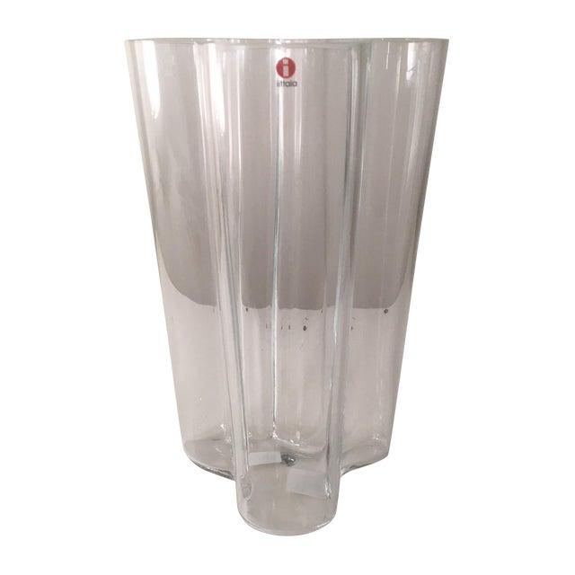 Iittala Aalto Blown Glass Vase - Image 1 of 8