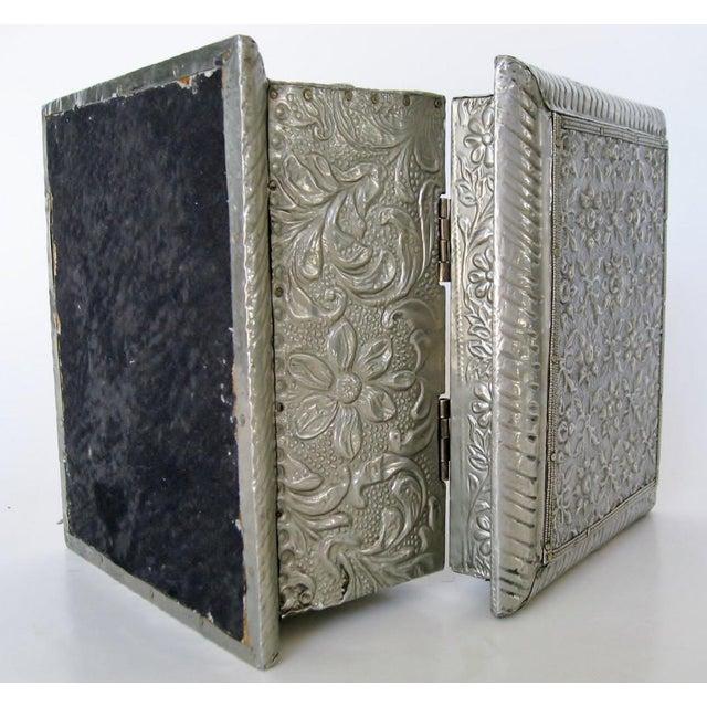 Vintage Embossed Keepsake Box - Image 8 of 8